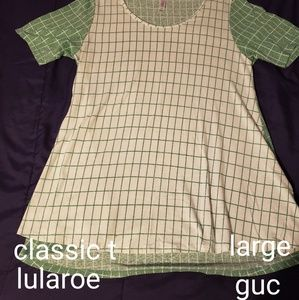 Lularoe PERFECT t *labeled incorrectly in photo